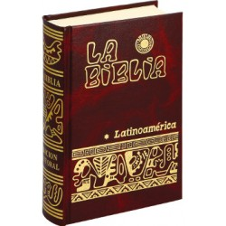 La Biblia Latinoamérica [letra normal] cartoné